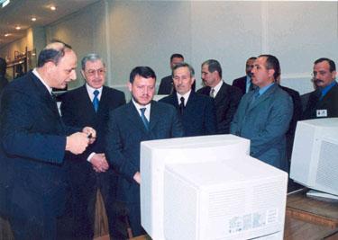 King Abdullah II Visit 2