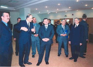 King Abdullah II Visit 3